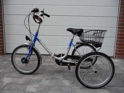 HAVERICH 2 Therapiefahrrad Dreirad Kinder Behindertenfahrrad Reha Fahrrad Havelaue