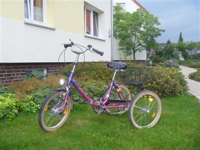 Haverich Dreirad Modell 24 2 Lehrte