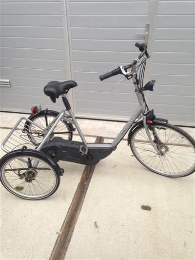 Huka Therapeutisches Dreirad Mit Kleine Maengel Schnaeppchen