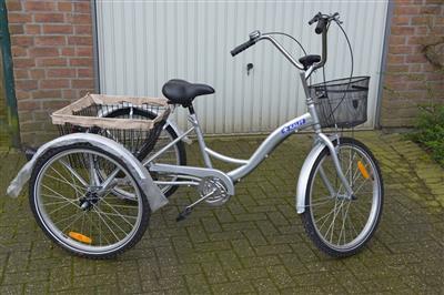 kalff dreirad senioren fahrrad dreirad behinderten fahrrad. Black Bedroom Furniture Sets. Home Design Ideas