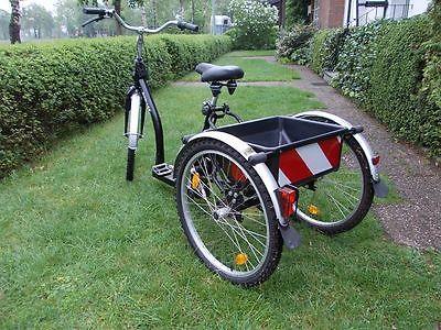 kynast erwachsenen dreirad fahrrad rahden archiv. Black Bedroom Furniture Sets. Home Design Ideas
