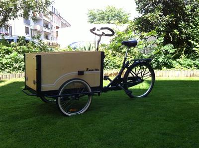 lastenfahrrad kindertransportrad lastenrad bakfiets. Black Bedroom Furniture Sets. Home Design Ideas
