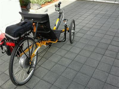 Dreirad Mit Dreirad Mit Elektromotor
