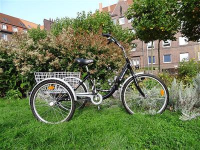 Maino Einkaufs Dreirad fuer Erwachsene Therapierad Seniorenrad 26 24 Zoll 3 Nexus Hannover
