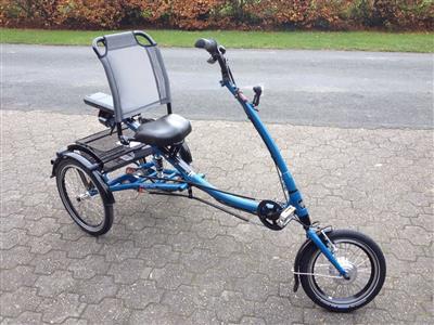 Neues Elektro Seniorenfahrrad Therapiefahrrad Dreirad Pfau Tec 593 2