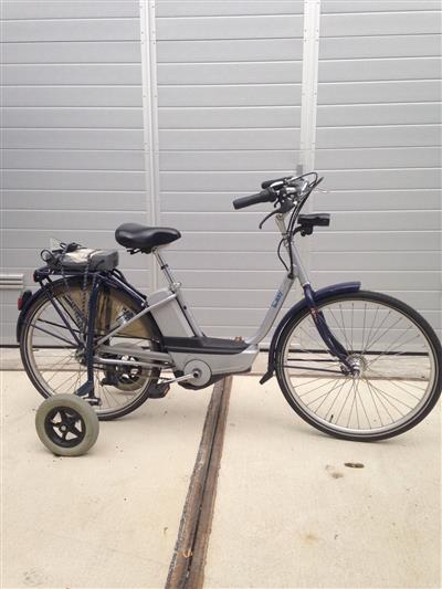 Nijland Sunny Easy PAS E Bike wie Dreirad und Yamaha Motor Pedelec Top Zustand