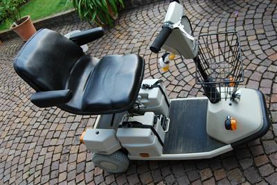 Ortopedia Elektromobil Elektro Dreirad Shopper Voehringen