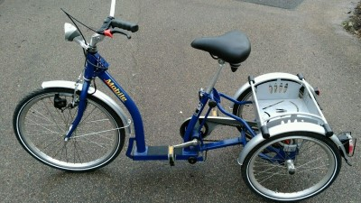 Pfau Tec Mobile Dreirad Therapierad  Frankfurt Main