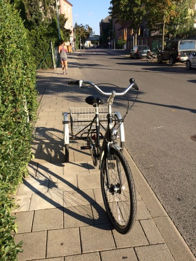 Pfau Tec Proven Dreirad Schwerlast Fahrrad Seniorenrad Nuernberg