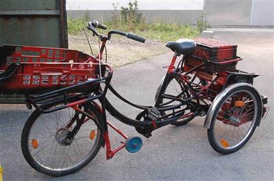 post fahrrad dreirad moenchengladbach archiv verkaufter gebrauchter dreir der. Black Bedroom Furniture Sets. Home Design Ideas