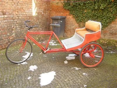 rikscha fahrradrikscha rickscha abholung in berlin archiv verkaufter gebrauchter dreir der. Black Bedroom Furniture Sets. Home Design Ideas