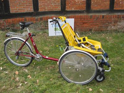 Rollfiets Rollstuhlfahrrad Hoening Rollstuhl Fahrrad Bremen