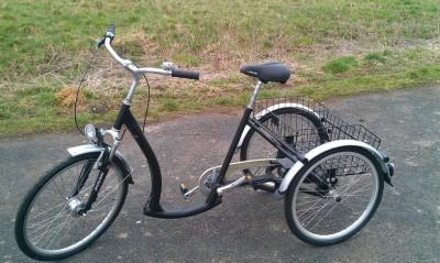 Senioren Dreirad City shoppingrad Schweinfurt