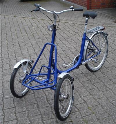 Seniorenrad Erwachsenen 3 Rad Dreirad Therapierad