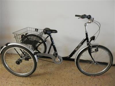 Shopping Dreirad 3 Gang UVP 999 Paderborn