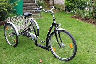 Shoppingrad Dreirad fuer Erwachsene Braunschweig