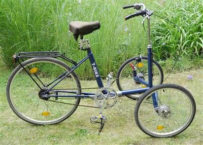 T Bike Hoening Dreirad Hamm