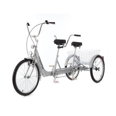 Tandem Dreirad der Marke Maxirad Modell 1132 3 Augsburg