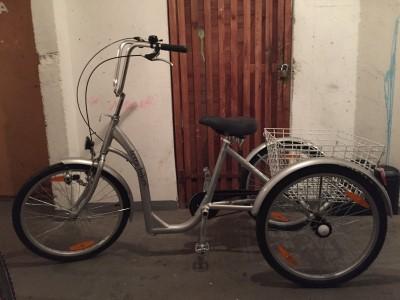 Terra Bikes 24 Dreirad Fuer Senioren Behinderte Etc Duesseldorf