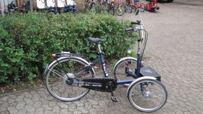 therapeutisches dreirad huka t bike 26 pedelec e motor bremen archiv verkaufter gebrauchter. Black Bedroom Furniture Sets. Home Design Ideas