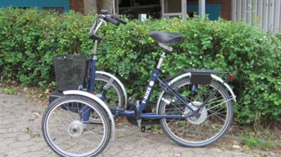 therapeutisches dreirad huka t bike e bike bremen archiv verkaufter gebrauchter dreir der. Black Bedroom Furniture Sets. Home Design Ideas