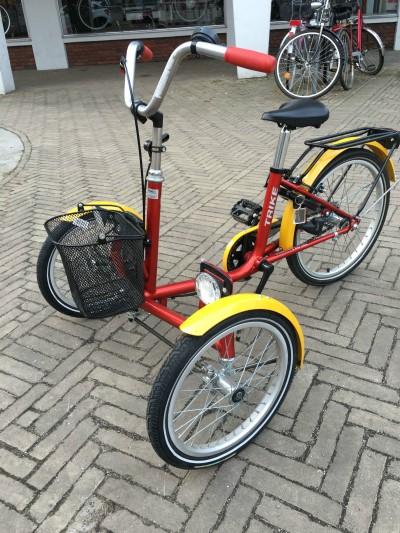 Therapeutisches Kinder Dreirad T Bike von Huka Bremen