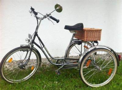 Therapiedreirad Haverich 26 26 Zoll Fahrrad Dreirad Deisenhofen