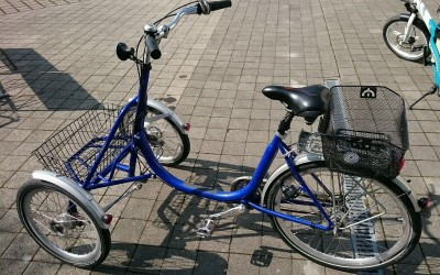 Triamo Dreirad Seniorenrad Lastenrad Sram 7 Gang Augsburg