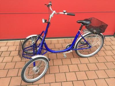 Triamo Dreirad Seniorenrad Lastenrad SRAM 7 Gang Reimlingen