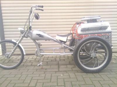 Trike V8 Boss Hoss Chopper Beachcruiser Lowrider Dreirad Cruiser Spassmobil Langenhagen