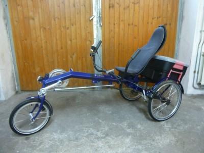 USVA Sinner Comfort Therapeutisches Liegedreirad Fahrrad 7 Gaenge TOP Zustand Gronau