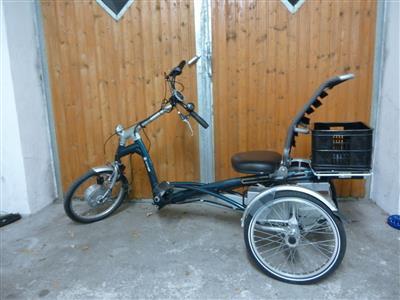 Van Raam Easy Rider Elektrische Dreirad HEINZMANN MOTOR Gebrauchten Zustand  Gronau