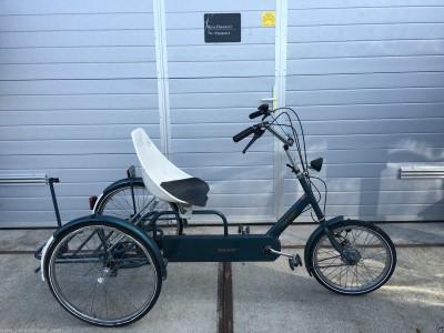 van Raam Easy Rider erste Modell Nostalgie Dreirad prima Zustand mit 3 Gaenge  Ahaus
