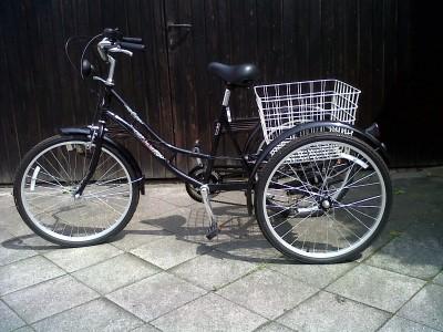 Velory Erwachsenen Senioren Dreirad gebraucht Duesseldorf