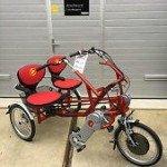 weitere Dreirad Tandem Modelle von verschiedenen Herstellern 3