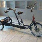 weitere Dreirad Tandem Modelle von verschiedenen Herstellern 4